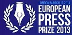 European Press Prize logo